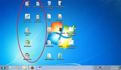 Sotecpro : Iconos Iguales en el Escritorio de Windows 7