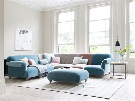 Soufflé Corner Unit | Corner Modular Sofa | Loaf