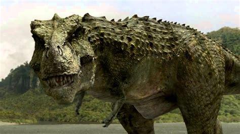 Sound Effects   Tarbosaurus and One Eyed Tyrannosaurus Rex ...