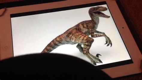 Sound effects velociraptor   YouTube