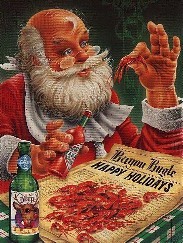 South Louisiana Cuisine: A Cajun Christmas, Heaux, Heaux ...