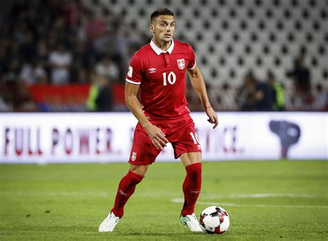 Southampton midfielder Dusan Tadic tight lipped on future ...