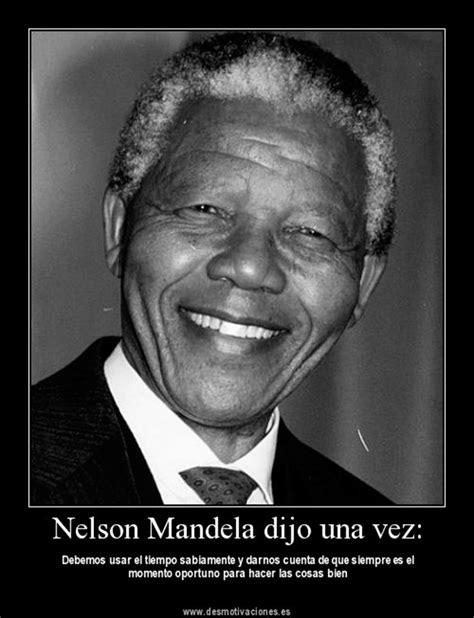 SOY LUZ EN EL CAMINO: NELSON MANDELA   Un gran Hombre y ...