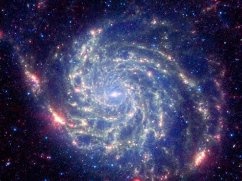 Space Images | Spitzer Space Telescope s View of Galaxy ...