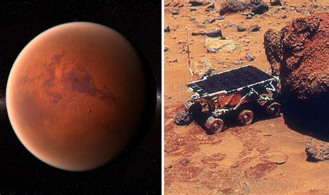 Space news: Nasa s Curiosity rover UNCOVERS evidence of ...