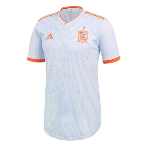 Spain 2018 World Cup Away Shirt Leaked | The Kitman