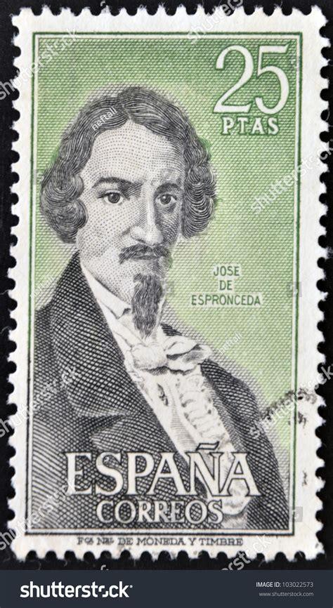 Spain   Circa 1980: A Stamp Printed In Spain Shows Jose De ...