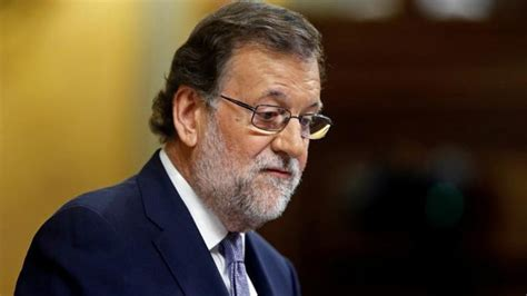 Spain s acting PM Mariano Rajoy loses first confidence ...