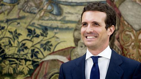 Spain's Conservative leader Pablo Casado is 'just like ...