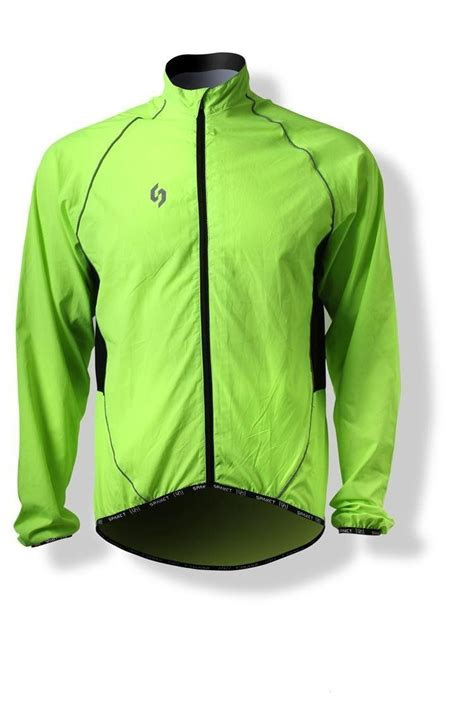 Spakct Ciclismo Rompevientos Chubasqueros  Apple 2 Verde ...