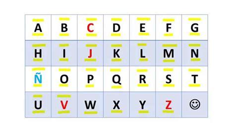 Spanish Alphabet   Sounds   YouTube