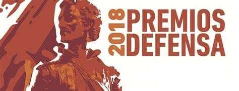 .:Spanish army   Convocados los Premios Defensa 2018:.
