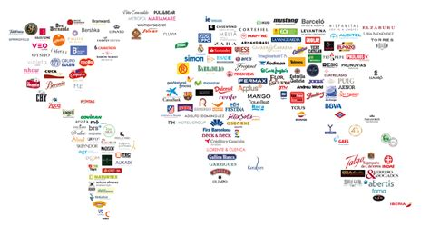 Spanish brands in international expansion: three specific ...