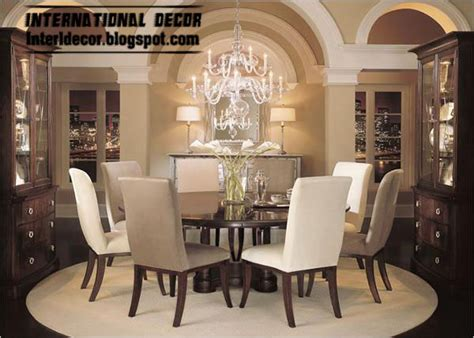 Spanish dining room furniture designs ideas 2015