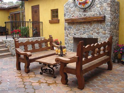 Spanish Furniture, Spanish Outdoor Furniture   Demejico