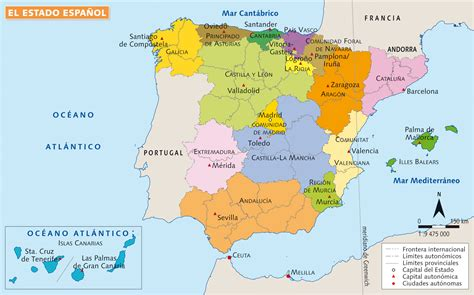 Spanish geography – Autonomous Communities | A year 4 science