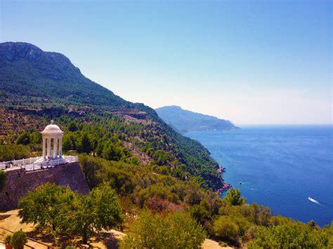 Spanish landscape coastline at Mallorca image   Free stock ...