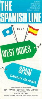 Spanish Line   Compania Trasatlantica Espanola