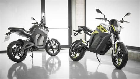 Spanish Volta BCN Electric Motorbike Is Futuristic And So ...