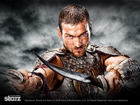 Spartacus  Actor Andy Whitfield Dead At Age 39   Urban ...