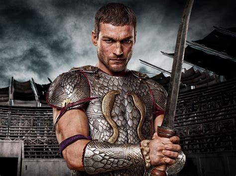 Spartacus Actor Andy Whitfield Loses Cancer Battle ...