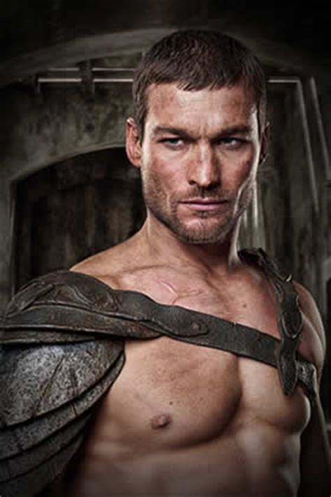 Spartacus, Andy Whitfield, and when to worry about back pain