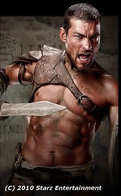 Spartacus / Andy Whitfield