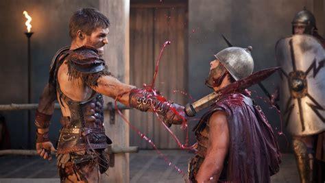 Spartacus  creators promise an epic series conclusion