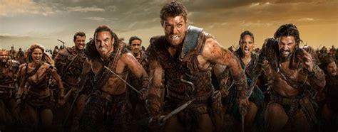 Spartacus: La guerra de los condenados   Ecoteuve.es