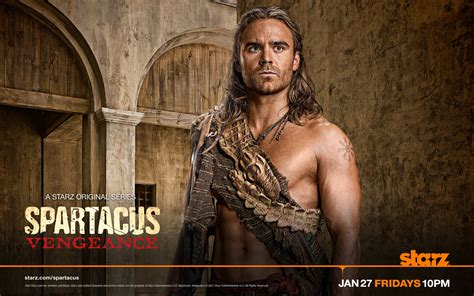 Spartacus Season 2 Wallpapers | Movie Wallpapers