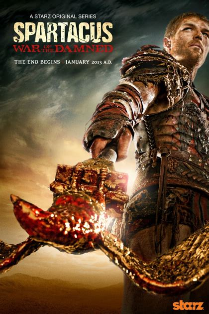 Spartacus   Serie TV  2013    MYmovies.it