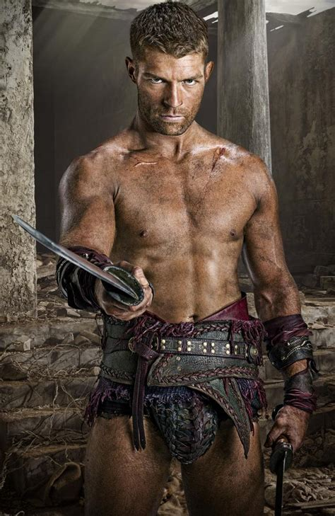 Spartacus star Liam McIntyre discusses Pulse and mum's ...