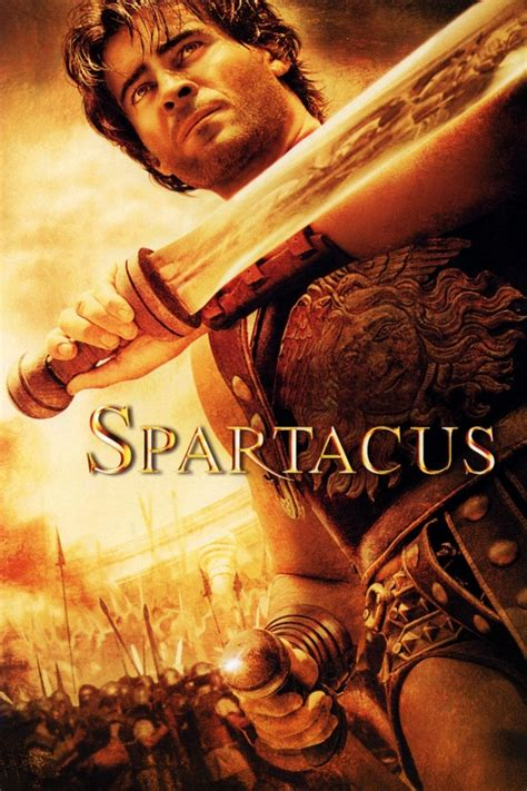 Spartacus  TV Series 2004 2004    Posters — The Movie ...