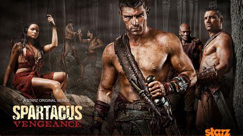Spartacus TV Series HD Wallpapers