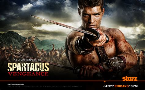 Spartacus Vengeance Characters Posters HD Wallpapers| HD ...