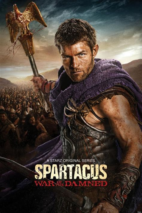 Spartacus: War of the Damned  With images  | Spartacus tv ...