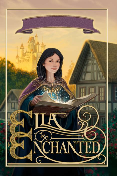 Speculation on the Fantastic: Ella Enchanted
