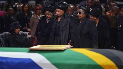 Speech Highlights From Nelson Mandela's Funeral