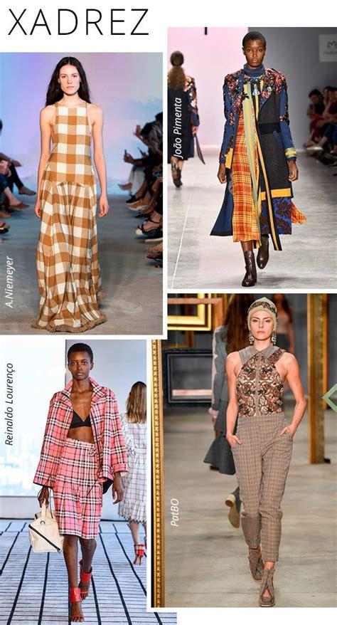 SPFW – As Maiores Trends do Verão 2019 em 2019 | moda ...