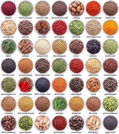 spices in English   Cosas de ingles, Expresiones en ingles ...
