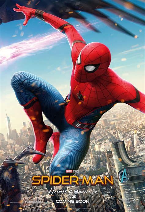 Spider Man: De Regreso a Casa   Sinopcine