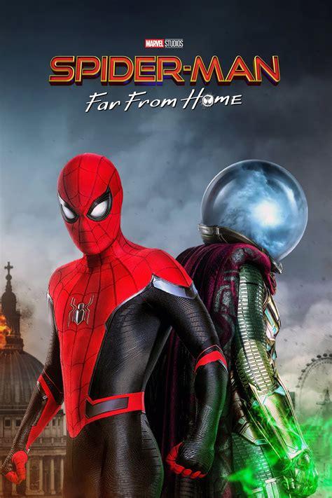 Spider Man: Far from Home  2019  • peliculas.film cine.com