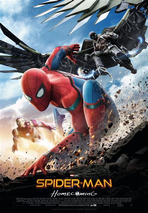 Spider Man: Homecoming | Peliculas de spiderman, Peliculas ...