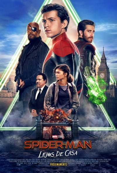 Spider Man: Lejos de casa Descargar Película Torrent ...