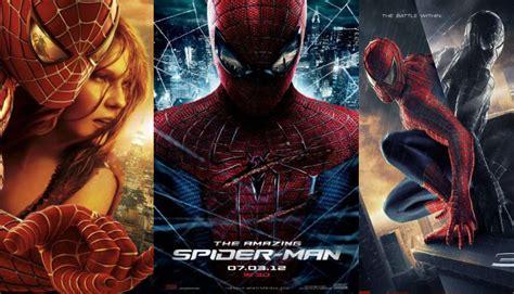 Spider Man: ¿Sabes cuánto recaudaron las 6 películas del ...