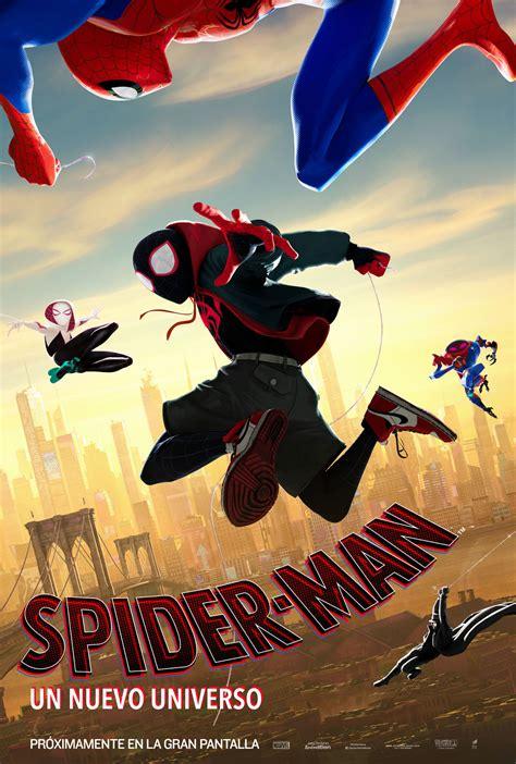 Spider Man: Un nuevo universo   Película 2018   SensaCine.com