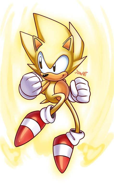 Spiky Super Sonic by JamoART   Dibujos marvel, Dibujos ...