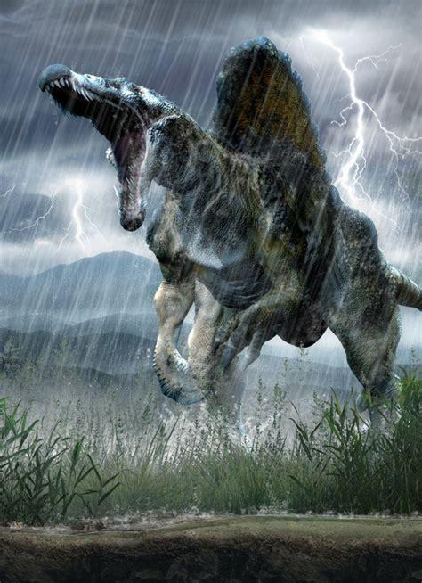 Spinosaurus by Herschel Hoffmeyer on DeviantArt ...