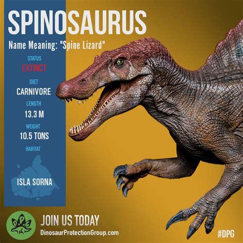 Spinosaurus | Dinosaur Protection Group Wiki | Fandom