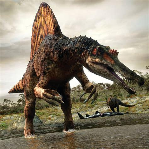 Spinosaurus   Planet Dinosaur Wiki